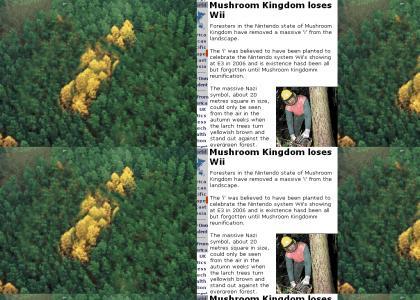 OMG, Secret Wii Forest !!