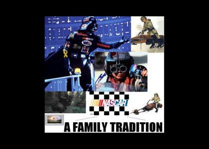 NASCAR a Family Tradition