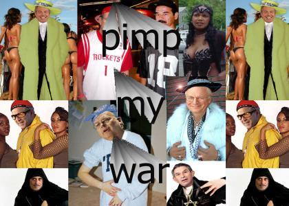 Pimp My War