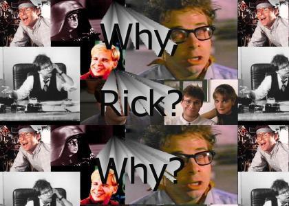 Rick Moranis Can't Sing