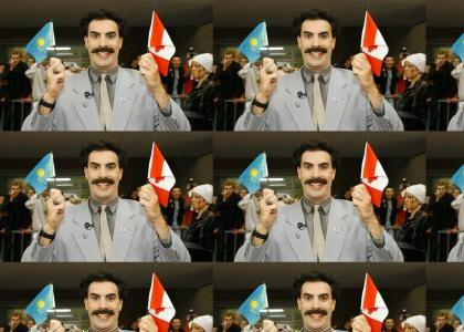 The Impersonator: Borat