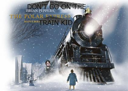 The real conductor of the Polar Express
