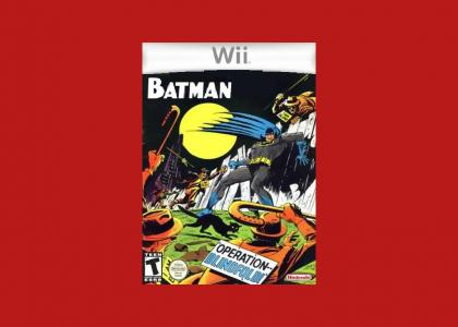 new wii game