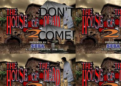 House of the Dead 2 has the Worst Voice Acting