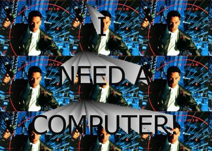 I Want To Get Online...I Need A Computer!