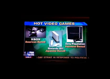 Fox News is WRONG! about Xbox