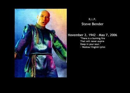 RIP Steve Bender (Dschinghis Khan)
