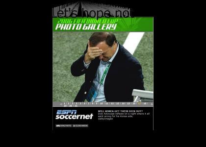 world cup - espn fails at decency