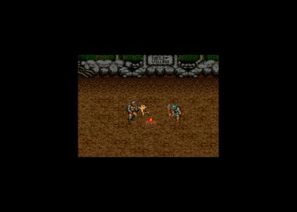 NEDM: Golden Axe Has a New Character...