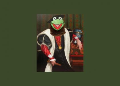 renaissance pube muppet