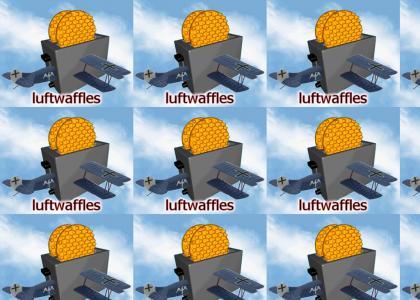 Luft Waffles