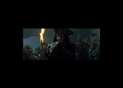Jack Sparrow Is... Guybrush!