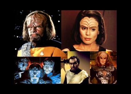 Klingon chanting