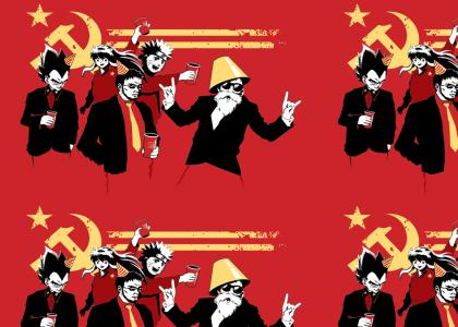 The REAL Anime Communist Party