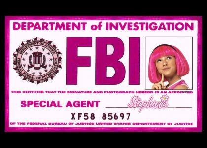 Agent Stephanie, FBI