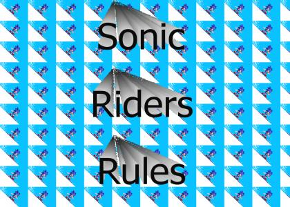 Sonic Riders Rules!!!