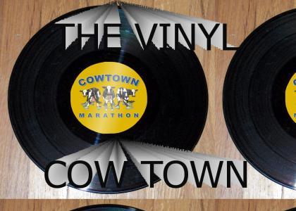 The Vinyl Cow Town