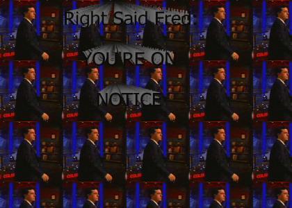 Stephen Colbert: Scorn is too sexy