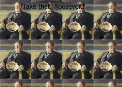 TAFTMND: The Real WWE champ