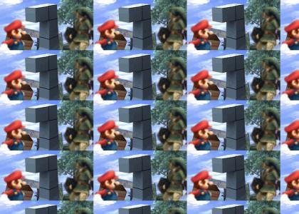 SSBB Newcomer:  Tetris!