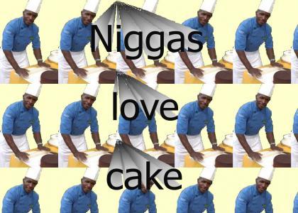 You know that I love BLACK CAKE :O
