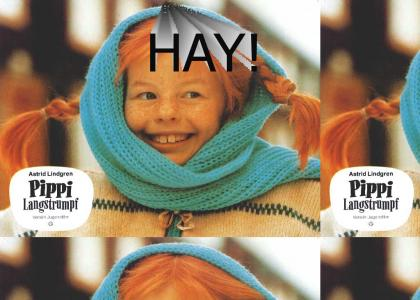Pippi Langstrumpf0r!
