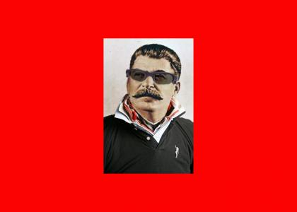 Broseph Stalin Appeals To Working Class Bros