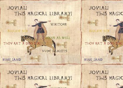 lol, medieval internet (superior one)