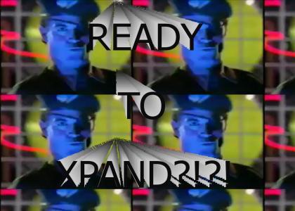 Captain Xpander - Ready to Xpand???