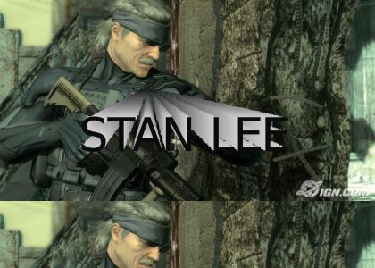 Metal Gear Solid 4, Starring....