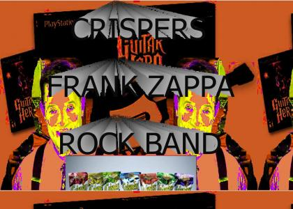 Guitar Hero Crispers Kevin Frankish