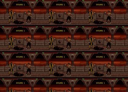 Mortal Kombat II: Sean Connery Edition