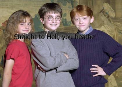 Harry Potter Book 7 ending!