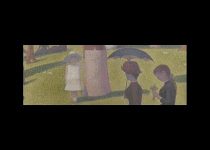 UPDATED MUSIC -- Cameron Stares Into Sunday Afternoon on La Grande Jatte's Soul