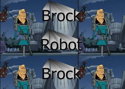 Robot Brock 2.0