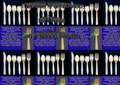 Missing link of the fork?