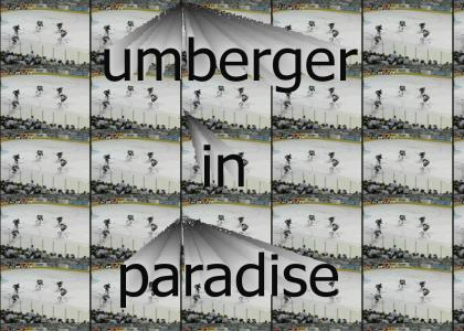 umberger in paradise