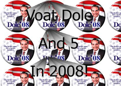 Vote for Real Change in 2008