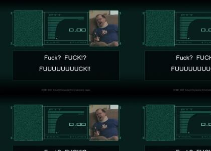 Metal Gear Tourettes 2