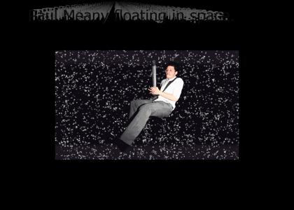 Paul Meany Floating In Space