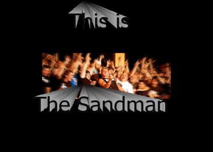 This is The Sandman WWE ECW