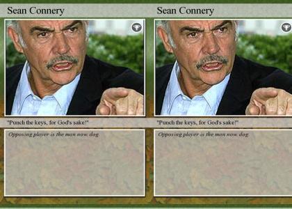 YTMND Trading Cards - Sean Connery