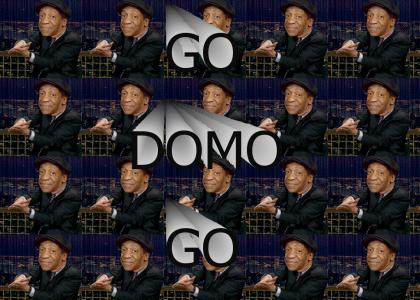 COSBY SUMMONS DOMO KUN