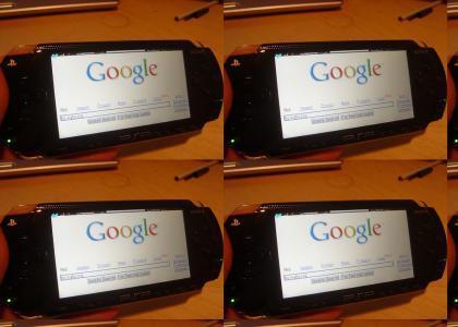 PSP Google !?