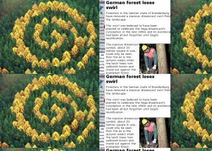 OMG, Secret Dreamcast Forest!