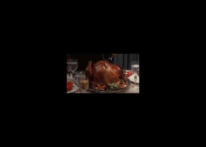 Don't Face The Turkey Griswold