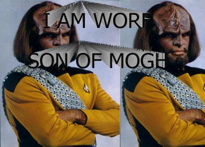 The Worf Song  [Fixed Audio]