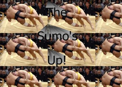 The Sumo's Up! The Sumo's Up!