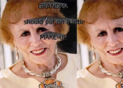 Chop Suey - Grandma should put on some makeup