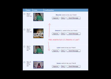 MySpace Whores Lie